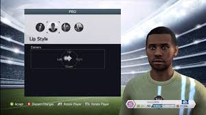 fifa 14 pro clubs creation of my pro youtube