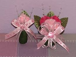 baby sock corsage baby sock corsages grandparent boutonniere