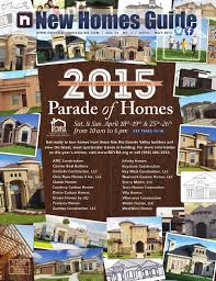 Home Trends And Design Rio Grande by Rgv New Homes Guide Vol 23 No 3 April 2015 May 2015 By Rgv