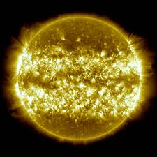 Pics Of Light by Sun Sizzles In High Energy X Rays Nasa