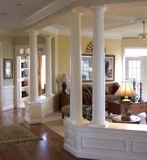 interior pillars decorative pillars inside home decorative interior pillars for homes
