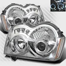 2005 jeep grand headlights for 2005 2007 jeep grand halo led projector