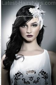 great gatsby hair long roaring twenties great gatsby inspired style love the drama and