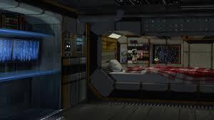 spaceship bedroom spaceship bedroom ambience relaxing in the sleeping quarters