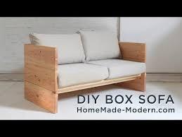 Modern Diy Furniture by Best 25 Homemade Modern Ideas On Pinterest Homemade Sofa
