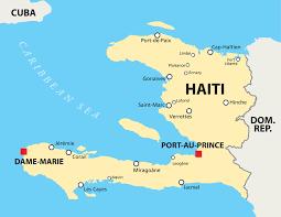 Haiti Map How We Work Math