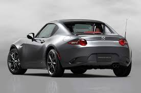 mazda big car 5 things to know about the 2017 mazda mx 5 miata rf automobile