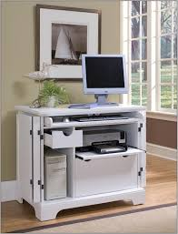 Small Computer Desk With Shelves Inspirational Small Computer Desk With Shelves 71 With Additional