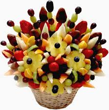 fruits arrangements tooty fruity fruit magic wilmslow edible