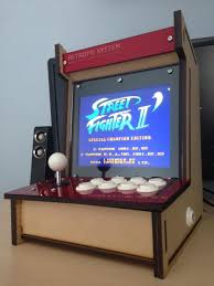 Make Your Own Arcade Cabinet by How To Make Your Mini Own Arcade Machine 2017 For Around 170