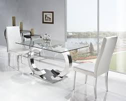 sedie per sala pranzo tavoli da sala da pranzo in vetro sedie per salone ocrav