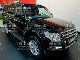 mitsubishi outlander off road mitsubishi pajero 4x4 off road vehicle stock photo 465099210 istock