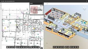 the new autodesk bim 360 docs user interface aec scene