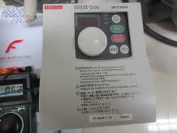อ นเวอร เตอร ขาย inverter mitsubishi fr s540e 2 2k 380v 2 2