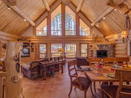 walk to slopes luxury log home close to m vrbo