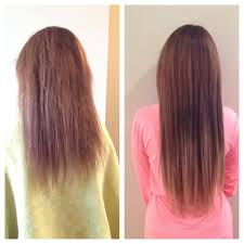 Before After Hair Extensions by Before And After Of 18