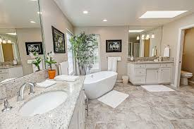 bathroom remodeling contractor new life bath kitchen orcutt bath remodel after