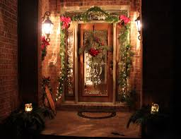 Home Decorated For Christmas by Let U0027s Pick Your Front Door Decorations Style Home Ideas Collection