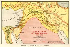 Map Of Babylon Assyrian Exile Images Reverse Search