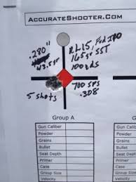 Barnes 168 Tsx 308 Load Data Choice Powders For A 308 Predatormasters Forums
