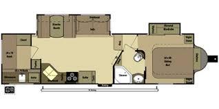 Open Range 5th Wheel Floor Plans Specs For 2015 Fifth Wheel Open Range Light Rvs Rvusa Com