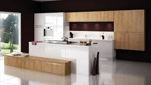 cuisine en chene repeinte cuisine en chene repeinte trendy cool refaire sa facade u grenoble