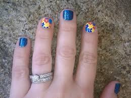 nail designs for short nails do at home easy nail art