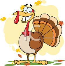free animated turkey clipart