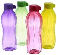 geef geen geld uit aan dure flesjes bronwater en draag niet bij