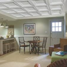 Suspended Ceiling Grid Covers by Drop Ceiling Installation Armstrong Ceilings Residential