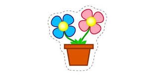 cut outs flowers cutouts for kids mocomi