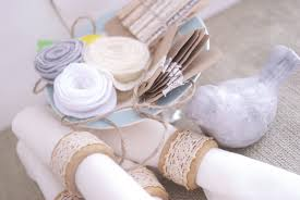 rond de serviette mariage diy la dentelle nous inspire pour customiser nos ronds de