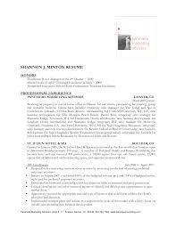 Resume Format Pdf For Hotel Management by Caterer Cover Letters