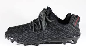 someone made adidas yeezy cleats for art basel sole collector