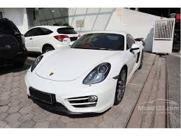 porsche cayman dijual jual mobil porsche cayman 2014 2 7 di dki jakarta automatic coupe