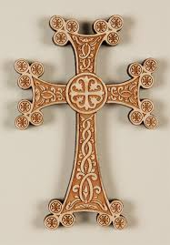 laser engraved wall cross