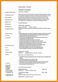 Dental Assistant Resume Examples No Experience by 10 Sample Dental Assistant Resume Cover Title Page 63 Dental