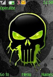 themes nokia 5130 xpressmusic the punisher version 2 nokia themes for nokia 5130 xpress music