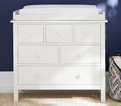 Dresser And Changing Table Kendall Dresser Topper Set Pottery Barn
