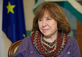 svetlana alexievich wins nobel prize in literature la times