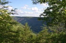 West Virginia nature activities images Dining our way around adventures in the gorge in west virginia jpg