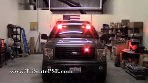 2014 ford f 150 undercover fireman install