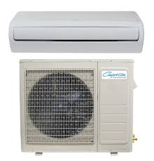 ductless mini split comfort aire dvh18sd 18 000 btu ductless mini split heat pump air