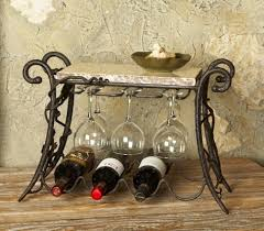 iron gifts wrought iron wine accessory gifts for the connoisseur artisan