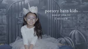 fun halloween makeup tutorial unicorn tutu costume for pottery