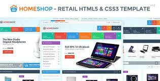 download layout html5 css3 home shop v1 2 retail html5 css3 template free download free