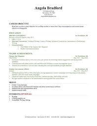 Resume Template For Freshman College Student College Student Resume Template U2013 Okurgezer Co