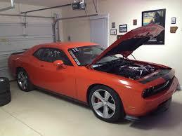 Dodge Challenger Orange - 2008 orange dodge challenger srt8 pictures mods upgrades