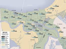 City Map Of New Orleans by New Orleans Home Prices Up 46 Percent Since Hurricane Katrina
