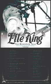 elle king to embark on her headlining